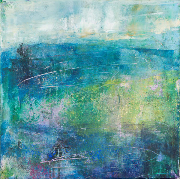 Grass Memories Iii Art | Éadaoin Glynn