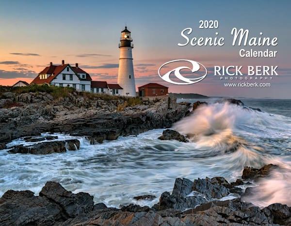 2020 Scenic Maine Wall Calendar | Shop Photography by Rick Berk