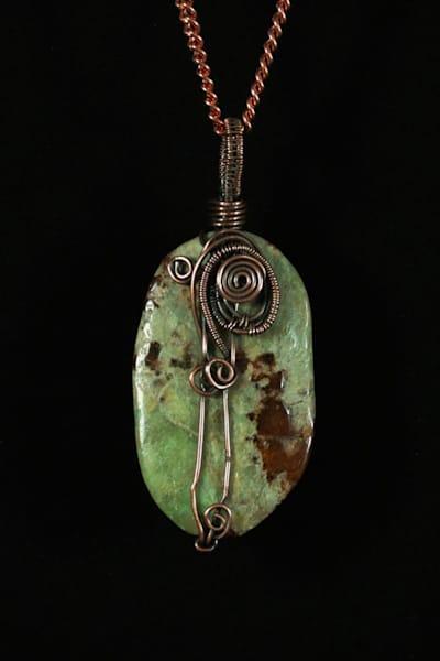 """Australian Opal Pendant"" Art | C.A.S.H. Art ""all things artistic"""