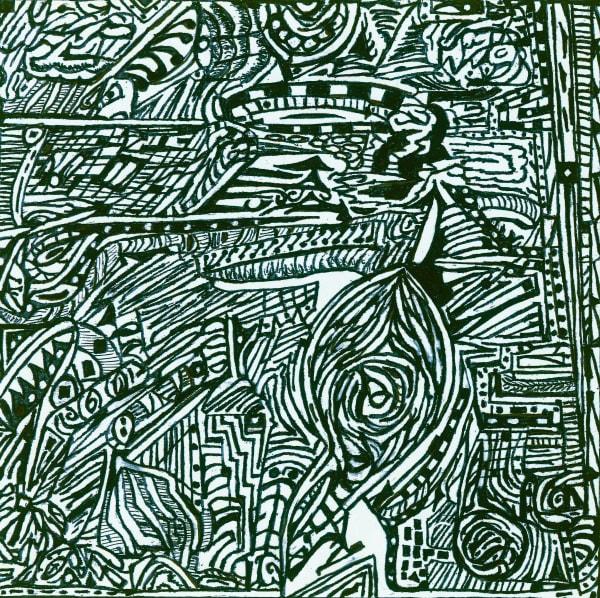 7   Blues Scale Art | Aldo Borromei