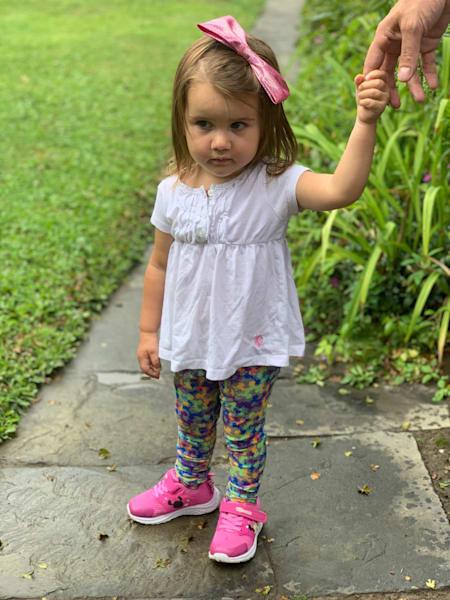 Children's Legging Pollock Ponies | tddeiningeratforzacavallogallery