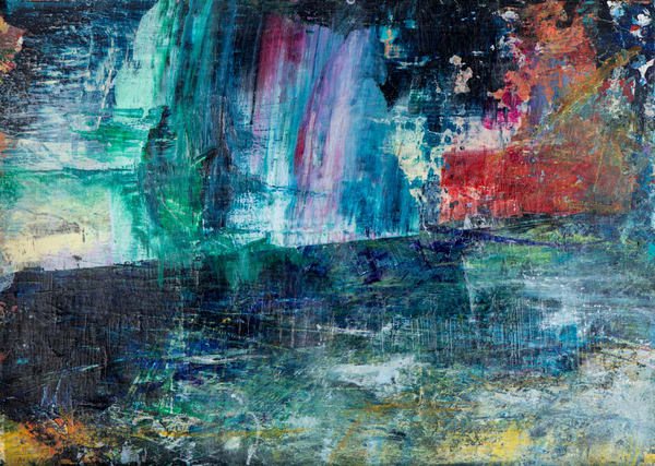 It Rained In Colour Art | eadaoinglynn