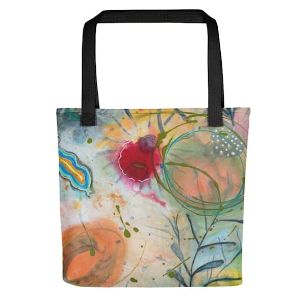 Flatworm In the Coral Reef Tote - 2
