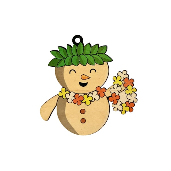 Sandman Lei Mom Ornament