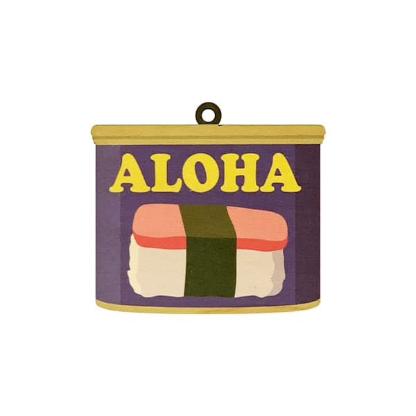 Aloha Spam Ornament