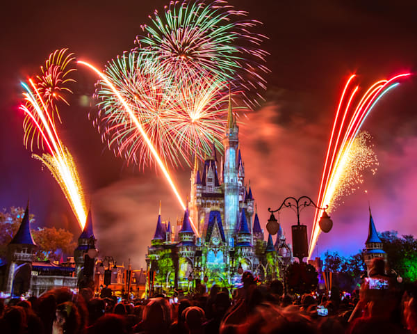 Happily Ever After 48 - Disney Prints for Sale   William Drew Photography