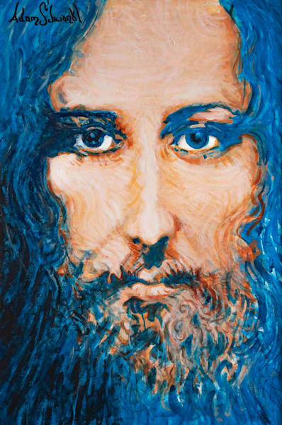 Face Of Christ (Limited Edition) Art | Adam Schwankl