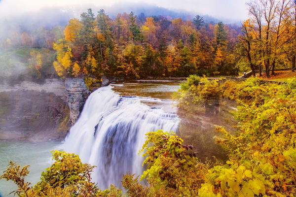 Letchworth State Park (America's Best)