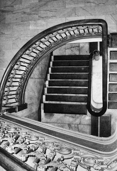 Hotel Alexandria Stairway Photography Art   Rosanne Nitti Fine Arts