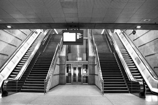 Union Station Stairway Photography Art   Rosanne Nitti Fine Arts