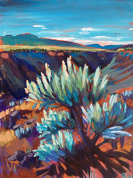 In The Distance Art by fineart-new mexico