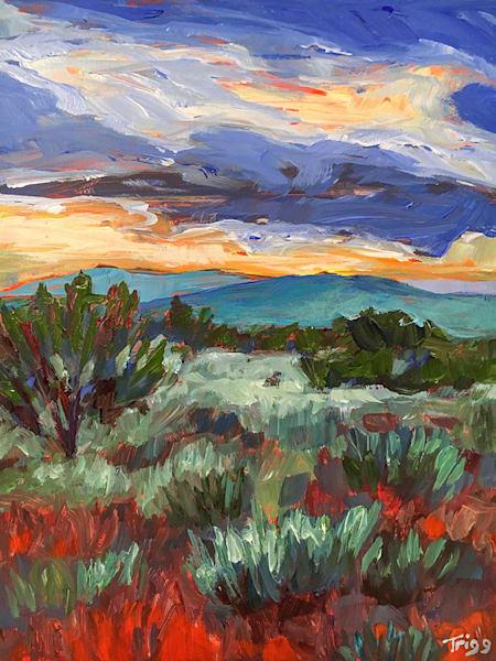 Waiting Art | Fine Art New Mexico