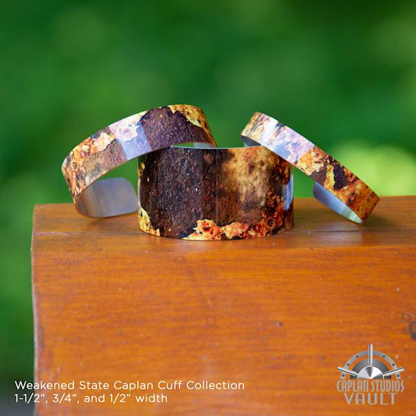 Weakened State Caplan Cuff   Caplan Studios Vault, LLC