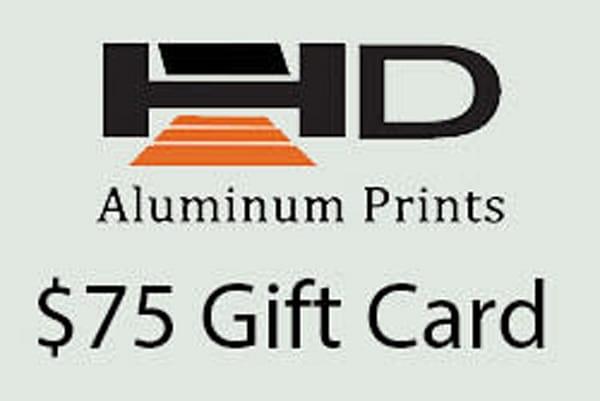 $75 Gift Card | hdaluminum