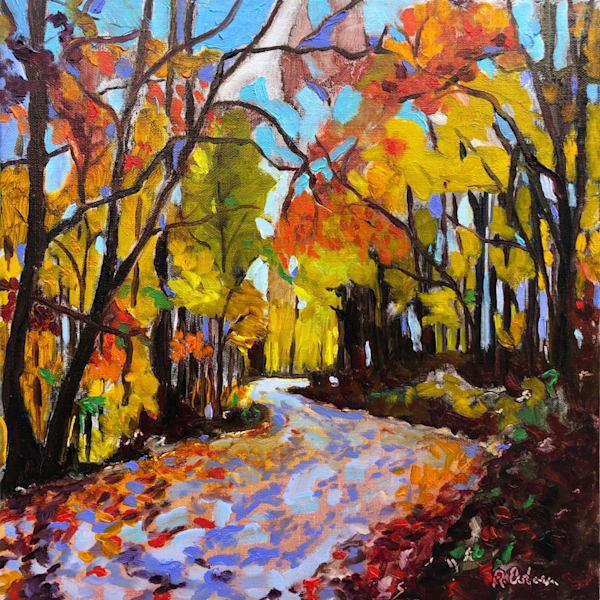 November Art | Rick Osborn Art