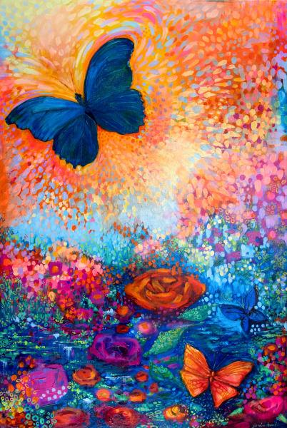 Butterfly Freedom 2