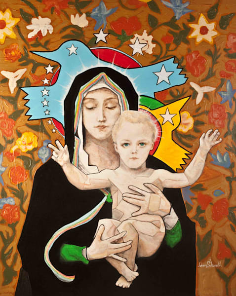 Mary and the Child Jesus (Limited Edition)