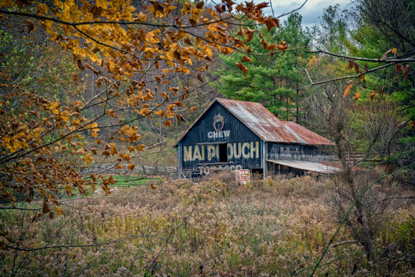 Old Mail Pouch Tobacco Barn | Shop Photography by Rick Berk