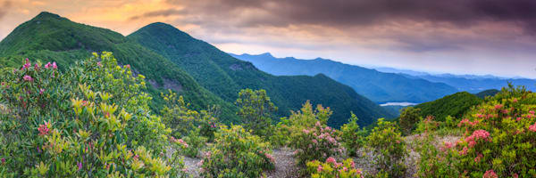Craggy Mountains Photography Art | Red Rock Photography