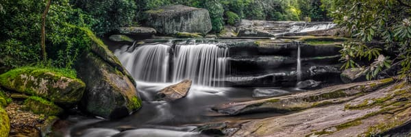 French Broad Serenity Faa Art | Red Rock Photography