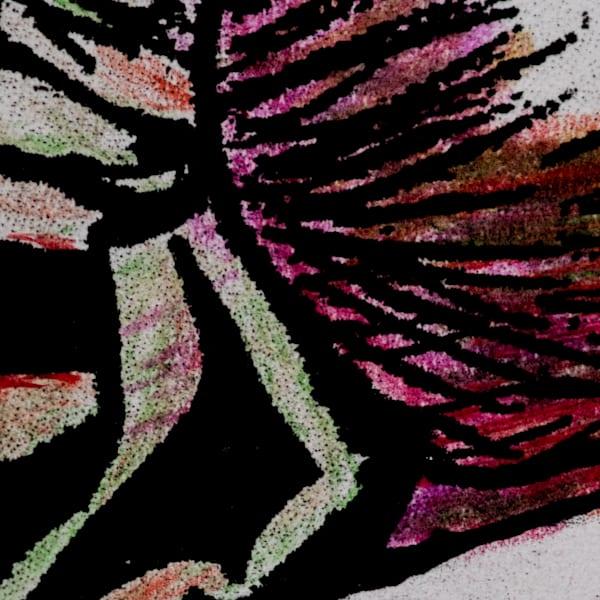 Gleaned Image 21 C Art by The Improvisational Art of Aldo Borromei