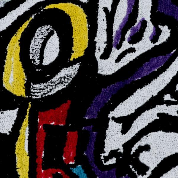 Gleaned Image 21 B Art by The Improvisational Art of Aldo Borromei