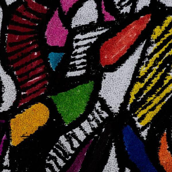Gleaned Image 20 C Art by The Improvisational Art of Aldo Borromei