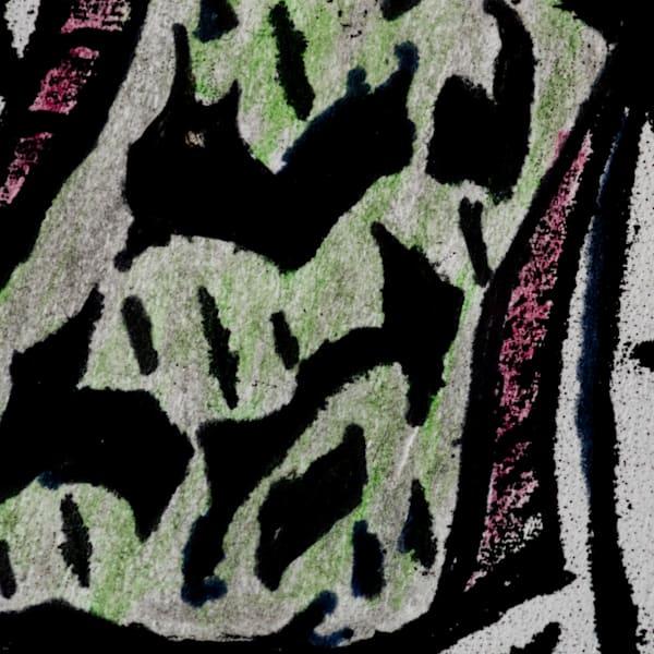 Gleaned Image 23 B Art by The Improvisational Art of Aldo Borromei
