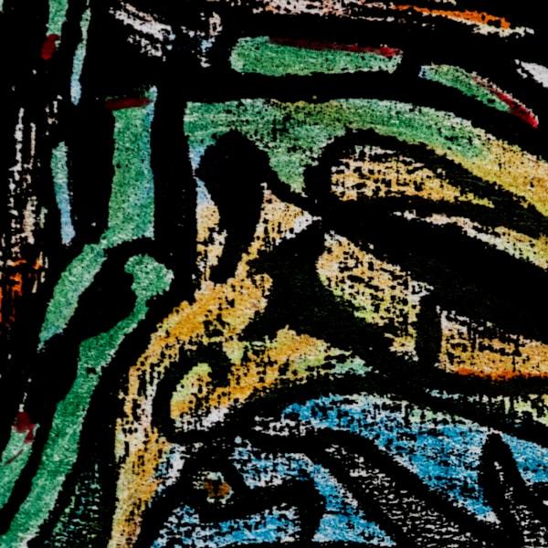 Gleaned Image 23 C Art by The Improvisational Art of Aldo Borromei