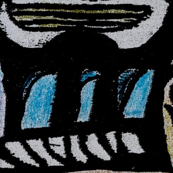 Gleaned Image 25 A Art by The Improvisational Art of Aldo Borromei