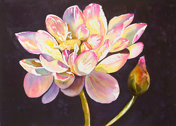 """""""The Light From Within"""" fine art print by Kelly Wolske."""