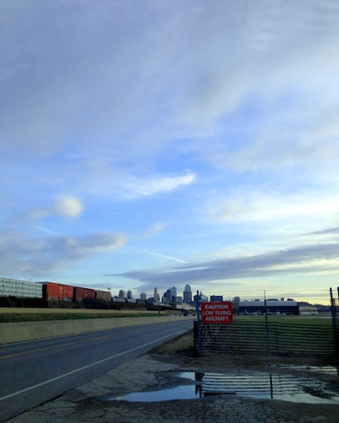 Planes. Trains. Automobiles And Kc Photography Art by johnknell