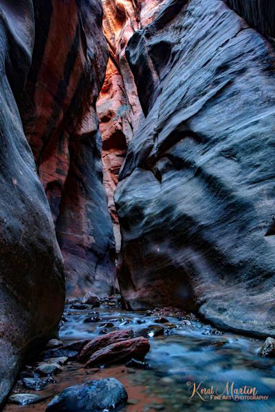 Kanarraville Slot Canyon Photograph 3003 | Kanarra Creek | Slot Canyon Photography | Utah Photography | Koral Martin Fine Art Photography