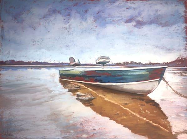 Early Spring Fishing - Original