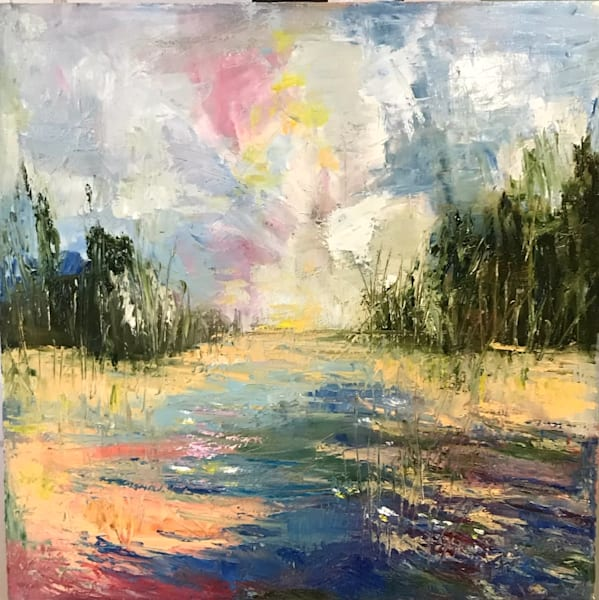 Peconic River Reflections Art | East End Arts