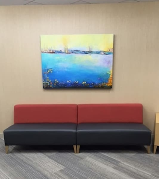 Tracy lynn pristas commissioned painting for advocate heart institue lutheran general hospital abstract landscapes jpg s1135v