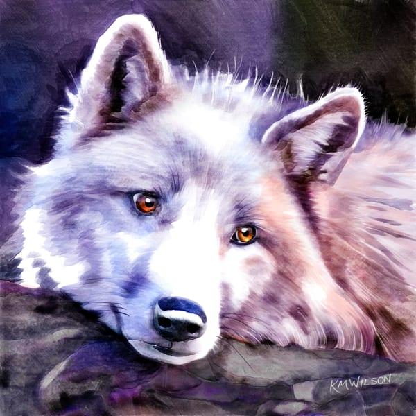 Twilight Art by Kathy Moore Wilson