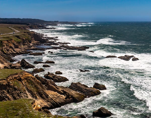 Point Arena Coastline Photography Art | Catherine Balck Photography