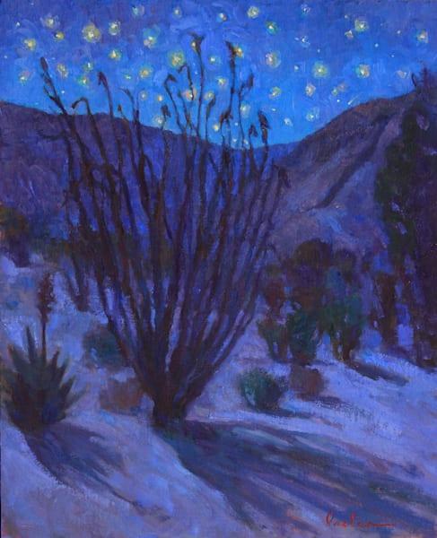 Desert Starlight by Rose Irelan
