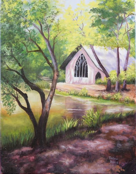 Chapel In The Woods