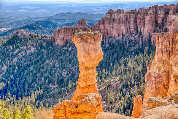 Bryce Canyon Hoodoo Art | Michael Blanchard Inspirational Photography - Crossroads Gallery