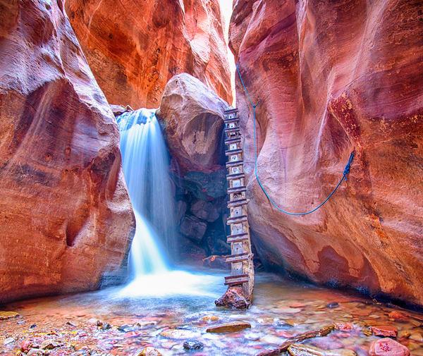 Kanarra Falls Zion