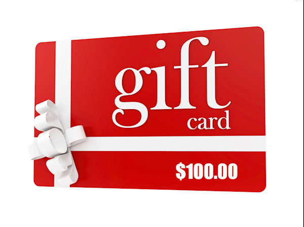 $100.00 Gift cards towards Thomas Schoeller Photography Fine Art Prints | Give the Gift of Art for ANY occasion!