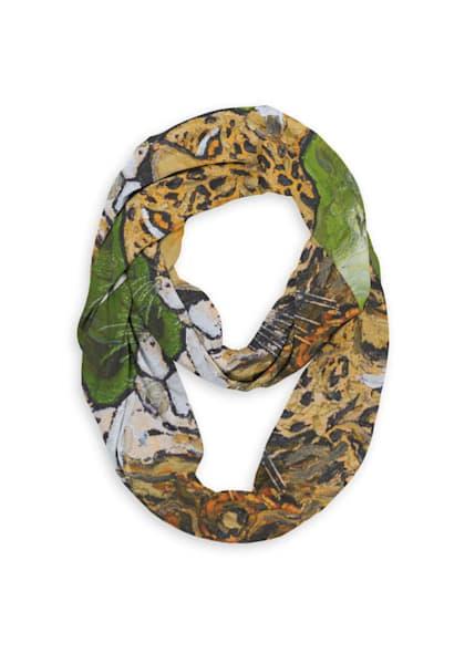 Jaguar Infinity Scarf   Fer Caggiano Art