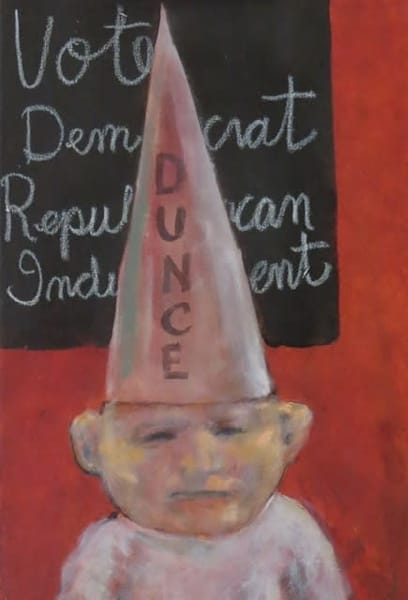 """""""American Voter"""" Art 