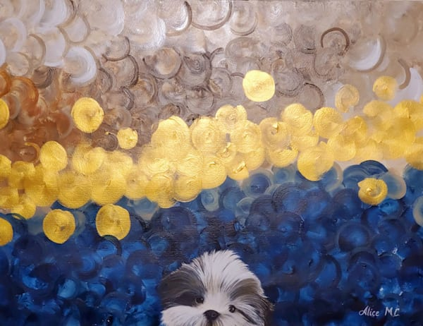 Shih Tzu Art | Alice MC