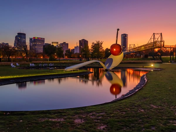 Minneapolis Cherry Dawn - Minneapolis Spoon and Cherry | William Drew