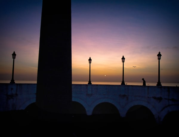 French Memorial Sunrise Photography Art | Mark Stall IMAGES