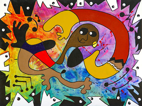 I Love To Dance   (Dance Culture 1)  Art | Ray Masters Productions