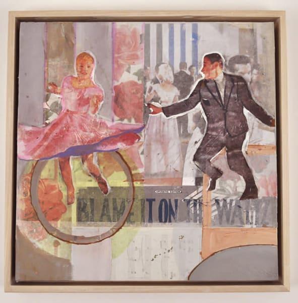 Dance Frenzy Art   memoryartgirl